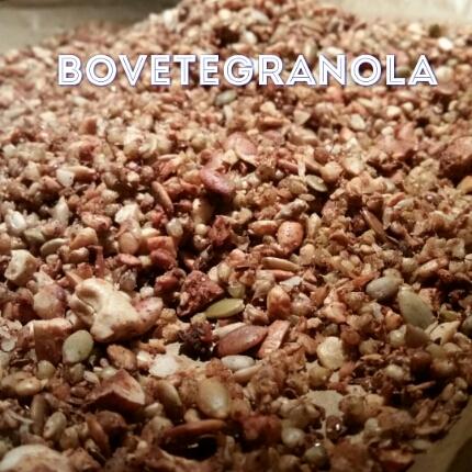Bovetegranola