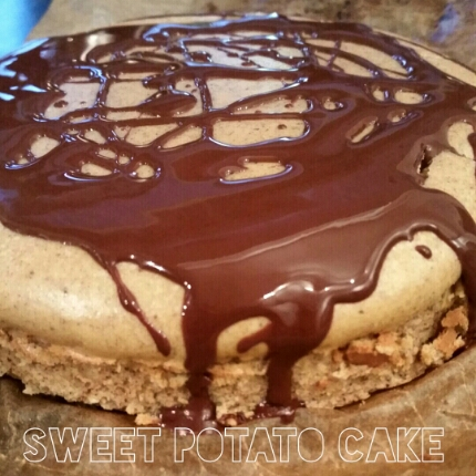 Sweetpotato cake
