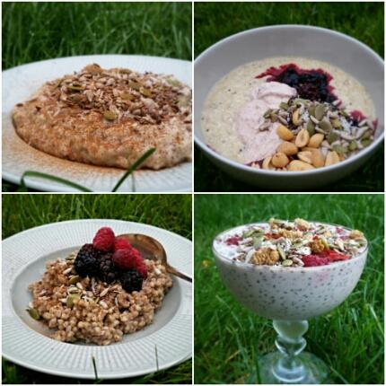 Mina bästa frukostar – 18 tips!