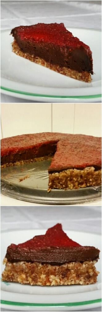 Rawfood tårta  – Gott som gör gott
