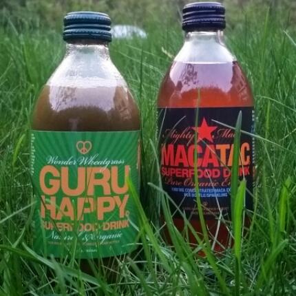 Superdrinks Guru Happy & Macatac