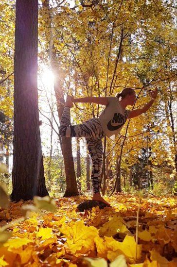 Yoga och kurser med mig